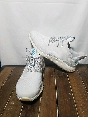 low priced 13b7e 5561f Authentic Adidas Alphabounce Parley Mens Shoe Us 11
