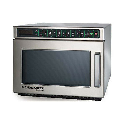 Menumaster DEC11E2 Commercial Microwave Oven 1100w New