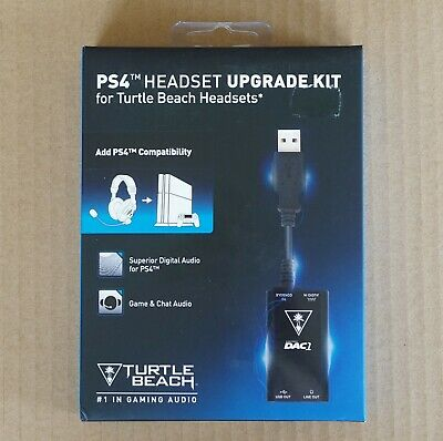 Playstation Turtle Beach PS4 Headset Upgrade Kit - DAC1 AN133356
