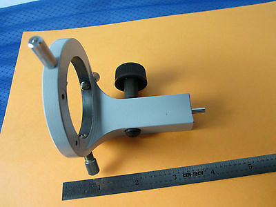Microscope Pièce Zeiss Allemagne Condenseur Support Optiques Bin #