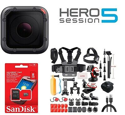 MINT GoPro HERO 5 Session Waterproof 4K 10MP Ultra HD Action Camera Camcorder