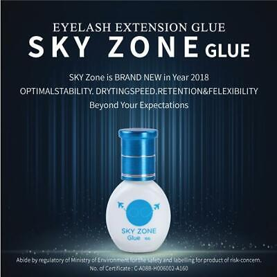 Sky Zone Adhesives Eyelash Extensions Glue 10ml (Lady Black/Sky S+ supplier)