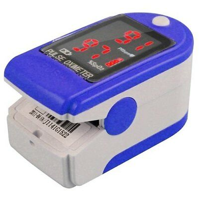 Finger tip Pulse Oximeter Blood Oxygen meter SpO2 Heart Rate Monitor P0I4