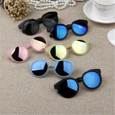 Kids Sunglasses Reflective Mirror Colorful Children Sunglasses Boy Girl Goggles