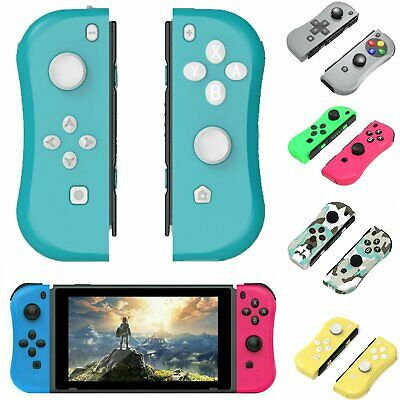 Left & Right Joy-Con Controller Replacement Gamepad for Nintendo Switch Console