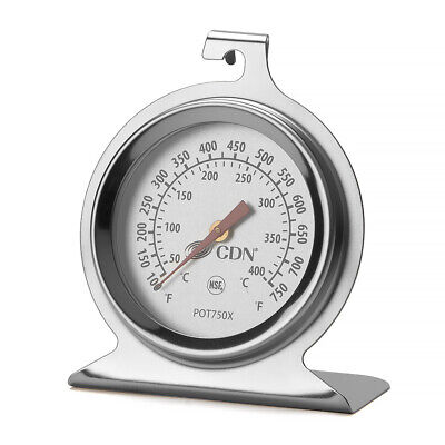 NEW CDN High Heat Oven Thermometer