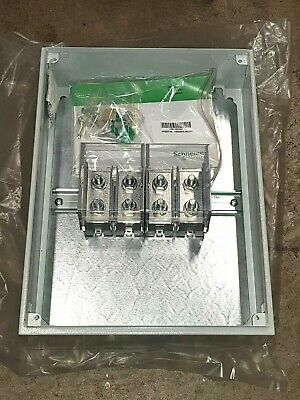 New Schneider Spacial NSYSBM304012 Metal Waterproof Box 300x400x120 IP66 IK10