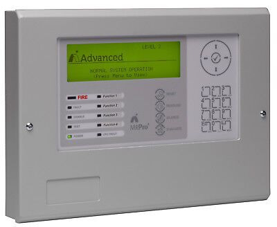 Advanced Electronics - MX-4020 - Fire Alarm Network Control Repeater - Advel