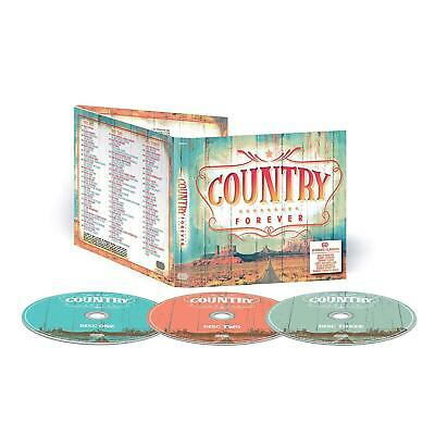 Various Artists - Country Forever - New 3CD Album - Released 22/03/2019