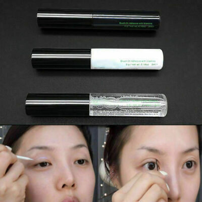 79ec45701d3 Eyelash Adhesive Strip lash Glue Lash False Lashes Eyelashes Black Or Clear  UK**