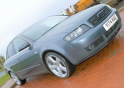 Audi A4 2.5 TDi Quattro Sport - 6 speed Manual - 4dr Saloon