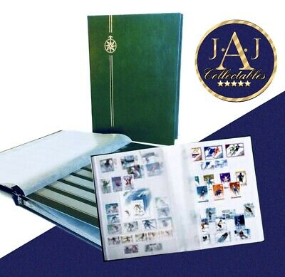 Green Stamp Stockbook | Stamp Album | Stamp Book | Stock Book