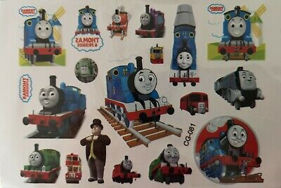 KIDS Temporary Tattoo THOMAS Great for Party Bags