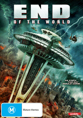 End of the World (2018)  - DVD - NEW Region 4