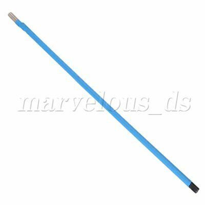 Blue Double ways Adjustment Bass Guitar Truss Rod Length 460mm Outside Dia 9mm