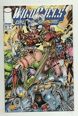 Image Comics WildC.A.T.S: Covert Action Teams #5 Modern Age
