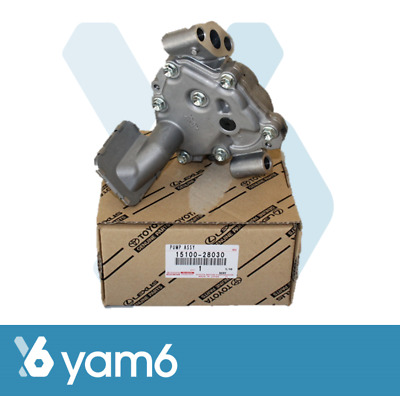 15100-28030 NEW TOYOTA ORIGINAL PART; Oil pump assembly 1510028030