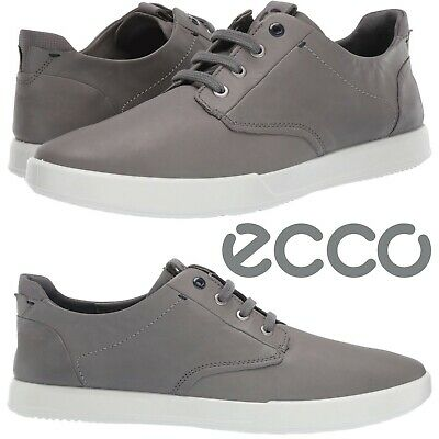5dc88d47 ECCO COLLIN 2.0 Soft Sneakers Men's Casual Shoes Leather Travel Comfort  Walking