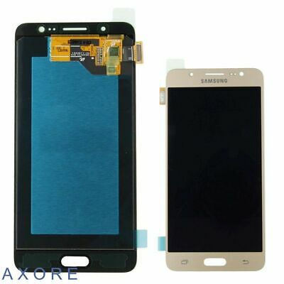 Display Lcd Touch Screen Per Samsung Galaxy J5 2016 Oro J510 Sm-J510F Schermo