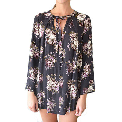 4996aa968b1082 TALA BY RIO Ritz New Floral Boho Dress Multicolored Small - $13.00 ...