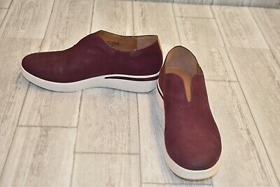 30c5e3d81ac Gentle Souls by Kenneth Cole Hanna Slip On Sneaker - Women s Size 8.5M  Burgundy