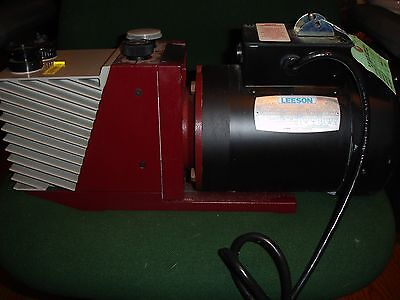 NEW TUTHILL KINNEY Rotary Vane Pump VACUUM PUMP KVC-5 MADE IN ITALY
