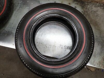 Red Line Tires >> 4 Vintage 185 15 Michelin Redline Tires 5 8 32 No Repairs 127