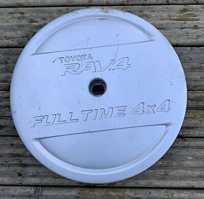 Toyota Rav 4 Spare Wheel Cover Trim - Genuine Part Postage Free