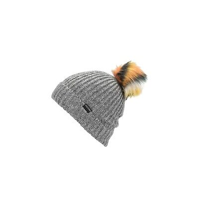 Bonnet Volcom Lula Beanie Heather Grey