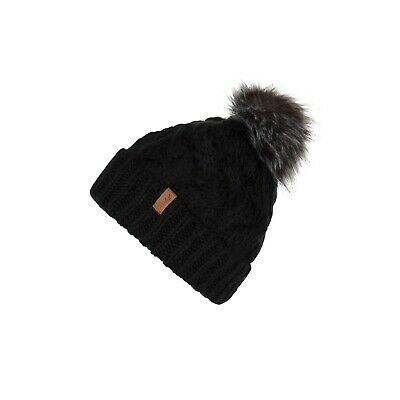 Bonnet Protest Devon Beanie True Black