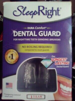 Sleep Right Dental Guard -no Boiling Required