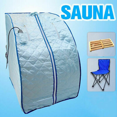 Portable Far Infrared Sauna Dry Heat106cm Large Size