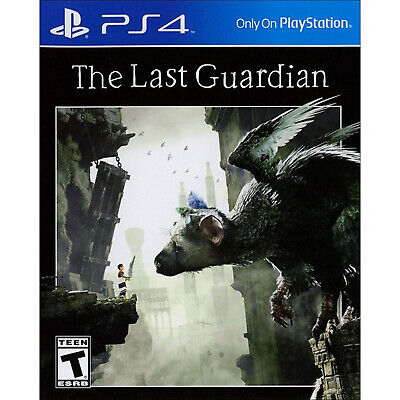 Anime The Last Guardian Trico Home Decor Poster Wall Scroll  24*36inch