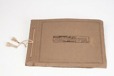 Vintage Photo Album for 9x13cm pictures ( empty)
