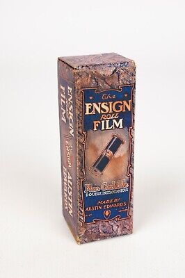Ensign Roll Film Made by Austin Edwards (empty box)around 1913 very rare