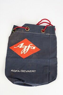 Agfa-Gevaert cloth bag promotional of years 60´s