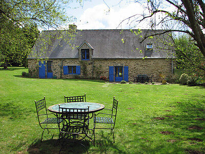 Holiday cottage/gite nr Josselin, Brittany, France, August 2019. 5* TripAdvisor