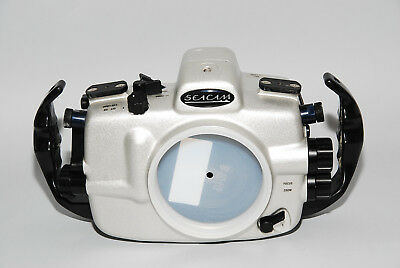 Seacam Case Sub Housing Underwater For Nikon F100