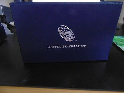 2013 Us Mint West Point 2 Coin Silver Eagle Box