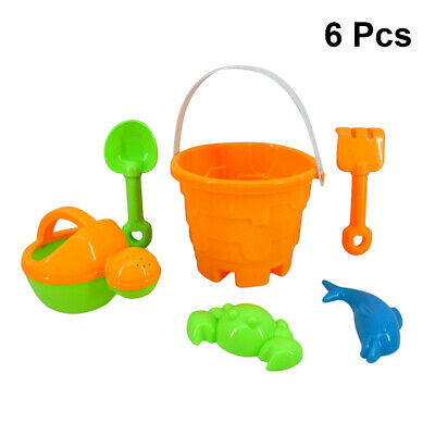 8 Pcs Sand Tool Toys Plastic Creative Lightweight Beach Toys Beach Sandbox Sand Toy Sand Dredging For Boys Girls Pools & Water Fun