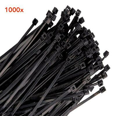 300mm Heavy Duty Nylon Cable Ties Zip Ties UV Stabilised Bulk Cable Tie