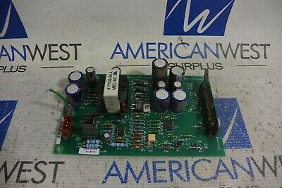 0-58771 Printed Circuit Board Power Board Reliance Electric 058771 rev 05 Used