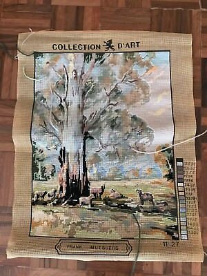 Vintage collection d'art Frank Mutsuers mutsaers australian art tapestry 11-27