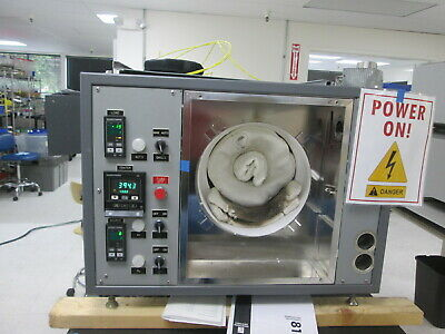 150mm 200mm Lab Sandvik MRL Diffusion Anneal Furnace, Used, Tested and Working