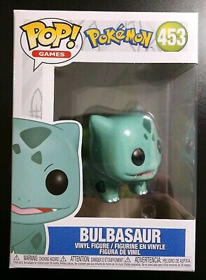 Funko Pop Bulbasaur #453 Pokemon Pré-commande