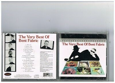 Bent Fabric Cd. Greatest Hits..the Very Best Of..