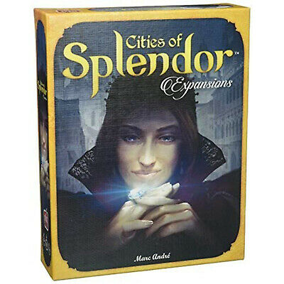 Cities Of Splendor Expansions The Board Game NEW IN STOCK