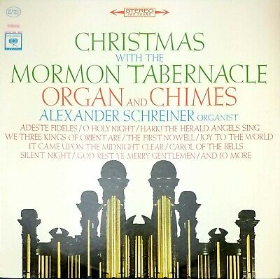 CHRISTMAS WITH THE Mormon Tabernacle Choir and Orchestra at