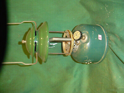 Coleman 5120 propane lantern with MT canister
