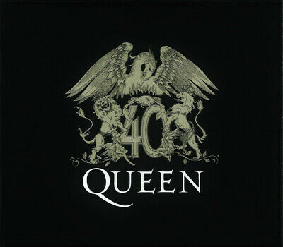 Queen Queen 40 Volume 1 limited collectors 10 CD box set NEW/SEALED